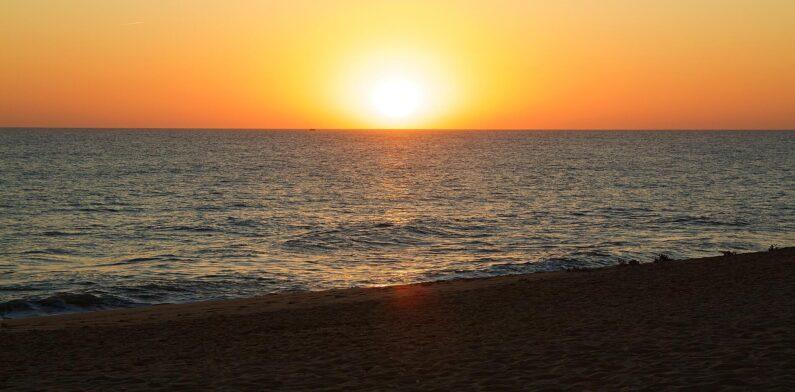 Faro on the Algarve coast