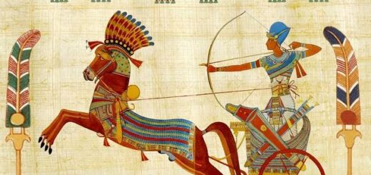 High culture Egypt