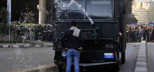 January 25 revolution in Egypt