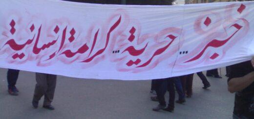 The Egyptian Revolution 2011