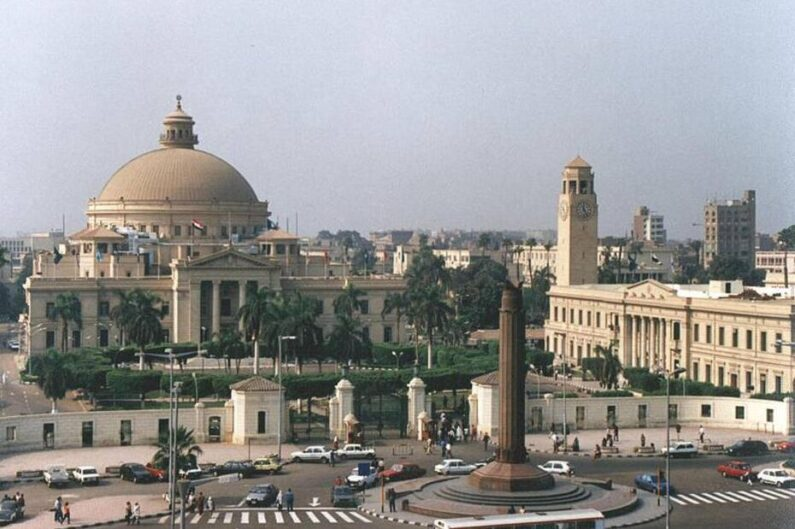 The capital Cairo