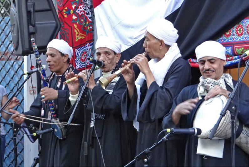 Egyptian music group