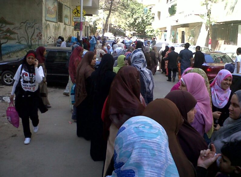 Elections 2011 - The Egyptian referendum