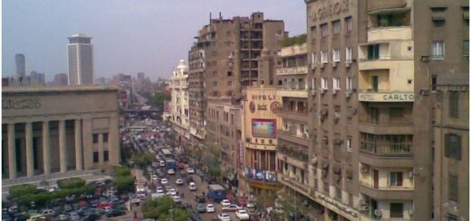 The housing situation in Cairo