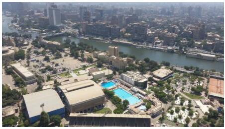Zamalek & Garden City