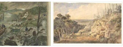 Australia History - Explorations