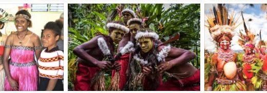 Shopping in Papua New Guinea