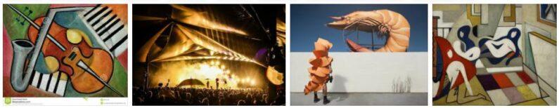 Australia Arts and Music