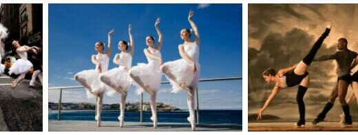 Australia Film, Dance and Ballet