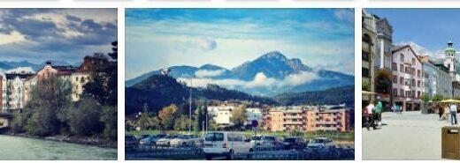 Innsbruck, Austria Cityscape