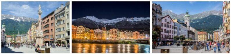 Innsbruck, Austria History