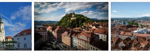 Old Town of Graz (World Heritage)
