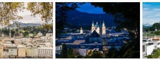 Old Town of Salzburg