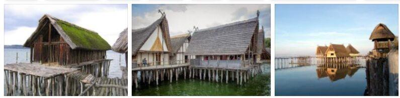 Prehistoric Pile Dwellings Around the Alps