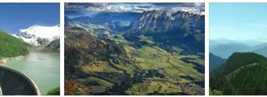 Austria Human Geography