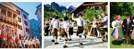 Austria Traditions