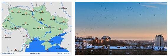 Ukraine Overview