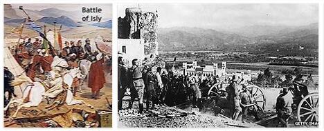 Morocco History Timeline