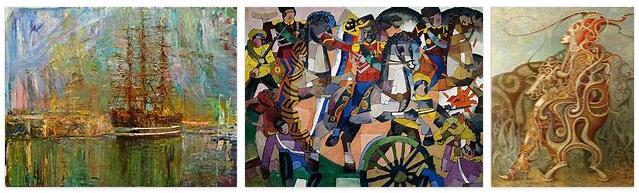 Russian Arts